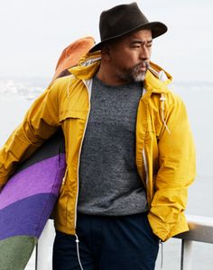 Japanese Fisherman/Surfer