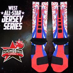 West all stars.... East better lol