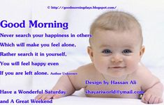 saturday morning quotes | Good Morning Saturday. Inspiring Quotes for the day