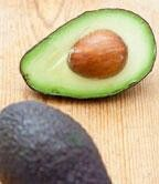 Home beauty experts swear by avocado—and not just to repair damaged hair. Its oils (which are light and moist like our own natural skin secretions) and proteins boast the best combination of nutrients for smoothing and weighing down unruly hair, explains Cox.To Use:Mash up half an avocado and massage into clean, damp hair. Let sit for 15 minutes before rinsing with water.