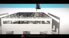 Constructii hale industriale cu structura metalica .Calculeaza pretul ha...