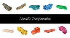 Nomadic colors