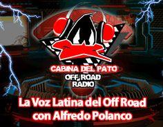 La Cabina del Pato - Video Noticias Radio Off Road El Pato Rojo Medios