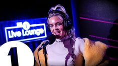 Anne-Marie performs a medley of Mabel's Finders Keepers, Dua Lipa's 'New Rules', Eminem's 'Walk On Water' and TLC's 'No Scrubs' in the BBC Radio 1 Lounge.