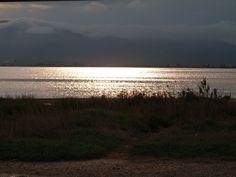 Atardecer en el Delta del Ebro (Tarragona-Spain)