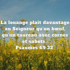 PSAUMES 69v32