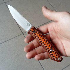 Finished :) #kdknives #customknives #polishknifemakers #knifecollection #knifecommunity #knifenut #knifeporn #edcknife #knife #knivesofig #outdoor #hunting #fixedblade #knifelover #knifeenthusiast
