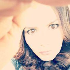 #me #sun #brunette #hazeleyes