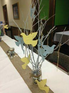 Pastor Appreciation Day Anniversary Church Ideas Kids Party Reception Teacher Centerpieces Events