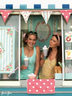 My friend Katie's cousin is a master pastry chef and loves making ice cream. We had wonderful sodas and malts. Summer Fun, Summer Time, Spring Summer, Rainbow Kitchen, Ice Cream Social, Ice Cream Parlor, Small Town Girl, Fun Fair, Small Cafe