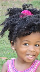 Natural homemade deep conditioning treatments for kids with natural hair
