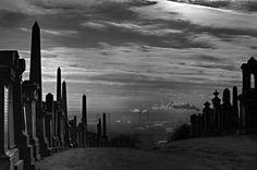 Glasgow Necropolis..been here :)