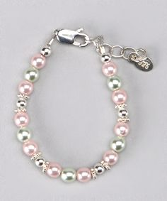 Pastel Pearl Braylee Bracelet | Daily deals for moms, babies and kids