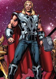 Thor odinson superdudes thor, marvel comics и marvel Avengers Cartoon, Marvel Avengers Comics, Avengers Characters, Marvel Comic Universe, Marvel Heroes, Marvel Art, Odin Marvel, Loki Thor, Asgard