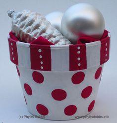 painted+terra+cotta+pots   CRAFTS: Clay Pots/Terra Cotta DIY Ideas / painted pots