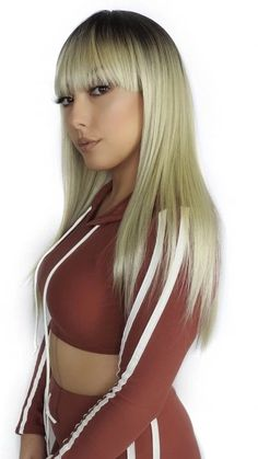 Buy wigs online Blondes have more fun by Lace Fronts Australia At Lace Front Australia you can take our wigs and make them your own Buy Wigs Online, Full Lace Front Wigs, Wigs For Sale, Human Hair Wigs, Blondes, Wig Hairstyles, More Fun, Bangs, Australia