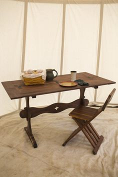 Hey, I found this really awesome Etsy listing at https://www.etsy.com/listing/175421190/renaissance-trestle-table