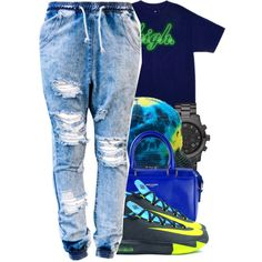 """Untitled #1451"" by ayline-somindless4rayray on Polyvore"