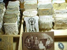 *Queen Bee Cottage*: Cardboard Bobbins~