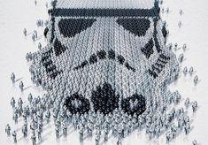 Star Wars Identity Portraits.