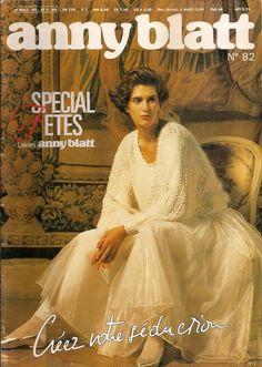 MAGAZINE ANNY BLATT N°82 tricot SPECIAL FÊTES