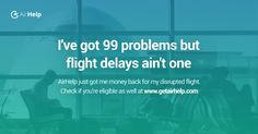 If you've experienced a delay, cancellation or over booking in the last 3 years, there's a good chance you're entitled to compensation. Checking if you're eligible takes less than…