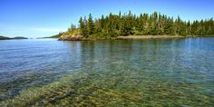 7 U.S. National Parks You Didn't Know You Needed To See:Isle Royale National Park, Michigan