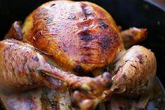 My Catholic Kitchen » Honey Brined Black Pot Turkey