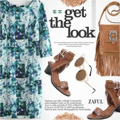 Get The Look by pokadoll on Polyvore featuring American West, Chanel, Illamasqua, H&M, polyvoreeditorial, polyvorefashion, polyvoreset and zaful