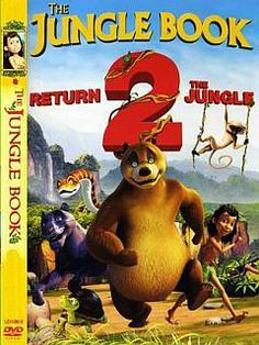 El Libro De La Selva 2 Regreso A La Jungla [2013][DVDrip][Latino][MultiHost] | BRRIPYDVDRIPLATINO