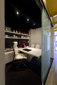 Yellowtail Office   rzlbd   Archinect