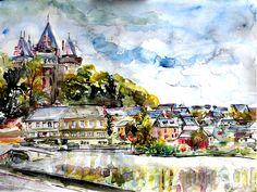 Château+de+Combourg