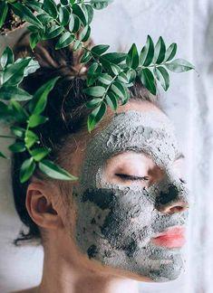49 Best Ideas For Diy Beauty Treatments Spa Face Masks Mask For Dry Skin, Skin Care Masks, Skin Mask, Diy Skin Care, Face Skin, Nu Skin Mud Mask, Organic Skin Care Lines, Natural Skin Care, Natural Face