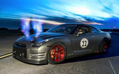 2,348 RWHP Nissan GT-R in Texas Does a 7.3 Second Quarter Mile (Video)