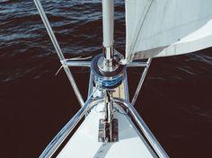 En el medio del mar Foto Gratis