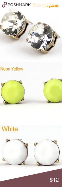Tap^^^ to see more colors! Fashion Vintage Stud Earrings. ❌No offers  #fashion #sale Jewelry Earrings