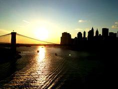 Brooklyn Bridge, Downtown & Harbour