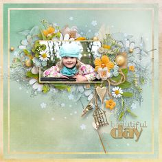 I used: ~~ Springtime ~~ NEW by Palvinka Designs  http://www.thedigichick.com/shop/Palvinka-Designs/ Photo by Chelisa