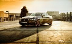 BMW 2-Series, 2017 cars, coupe, F22, tuning, BMW