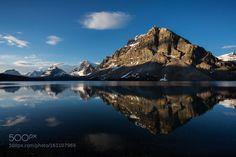 Bow Lake by JenniferKapala #Landscapes #Landscapephotography #Nature #Travel #photography #pictureoftheday #photooftheday #photooftheweek #trending #trendingnow #picoftheday #picoftheweek