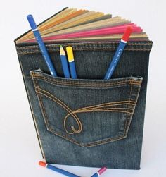 Jeans NOTE BOOK