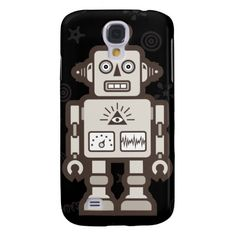 uRobot Galaxy S4 Cover