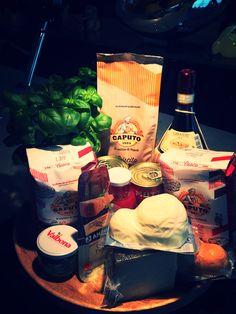 Preparation for pizza 🍕 😉