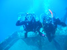 Diving Club ecosostenibile Puglia:Gli immergibili