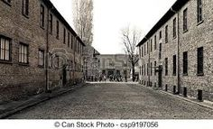 Image result for auschwitz blocks