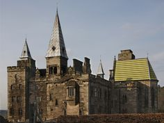Alton Castle intended as Rest home for priests and Dower House