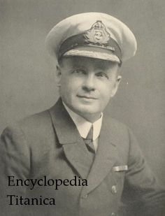 Titanic sank 'because steersman took wrong turn. Second officer Charles H Lightoller did not reveal his full story to inquiries. One of the theories that have been explored about the sinking of Titanic. Rms Titanic, Titanic Photos, Titanic History, Titanic Ship, Titanic Wreck, Titanic Sinking, Ancient History, Titanic Survivors, Vida Real