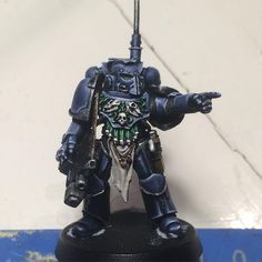 how to paint citadel miniatures deathwatch pdf