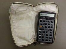 Today in Tech – 1981 - HP-41 calculator was the first calculator to have alphanumeric display capabilities https://plus.google.com/+DanievanderMerwe/posts/SoeZN9cscYL