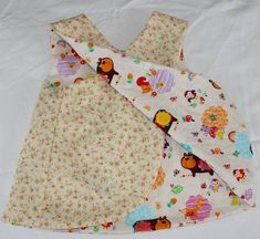You have to see Reversible Pinafore by Gina Fern!Free Sewing Patterns For Baby Free Boy Patterns Sew Boy Sewing Sewing Patterns Sewing. Free Sewing Patterns For Baby Love This Free Pattern This Ba Onepiece Is So Fun To Sew You. Free Sewing Patterns F Japanese Sewing Patterns, Sewing Patterns Free, Free Sewing, Clothing Patterns, Free Pattern, Baby Dress Pattern Free, Baby Clothes Patterns, Pattern Sewing, Clothing Ideas
